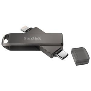 De SanDisk iXpand Flashdrive Luxe.